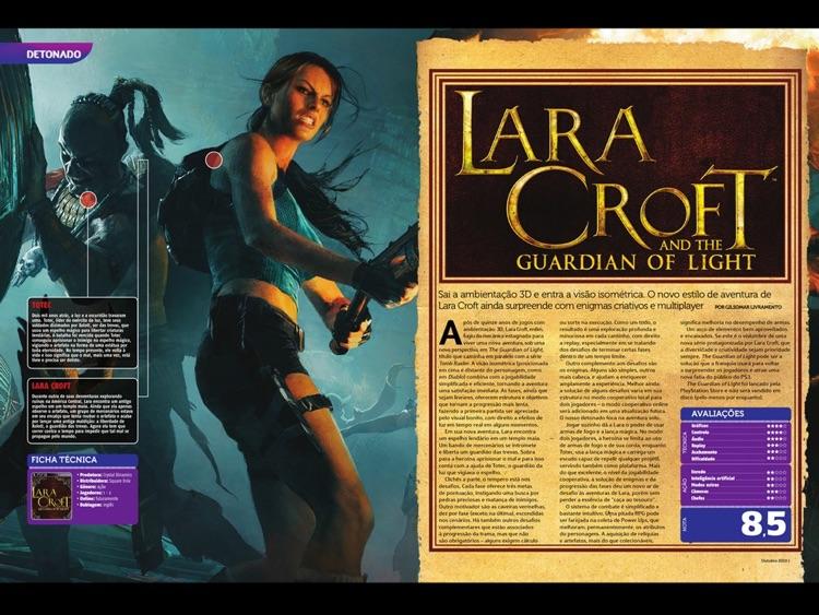 Lara Croft and the Guardian of Light - Detonado