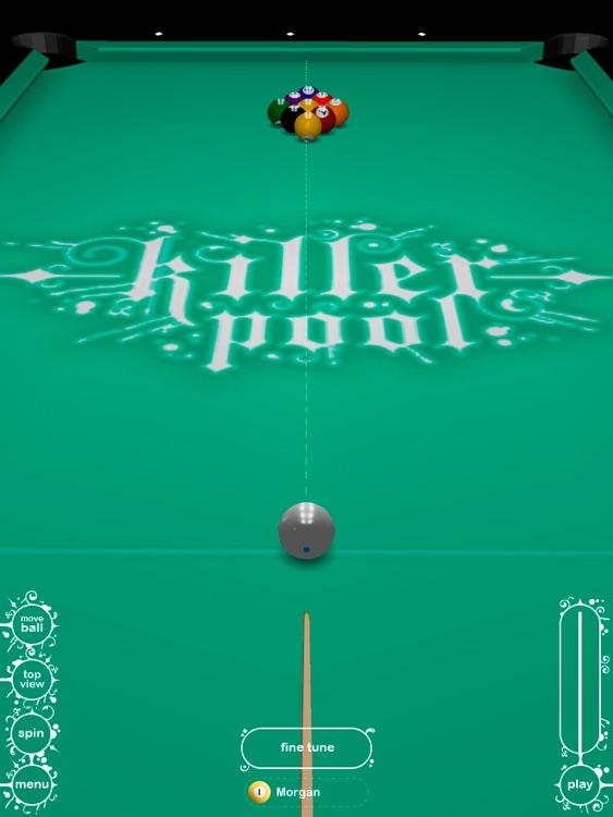 Killer Pool HD screenshot-3