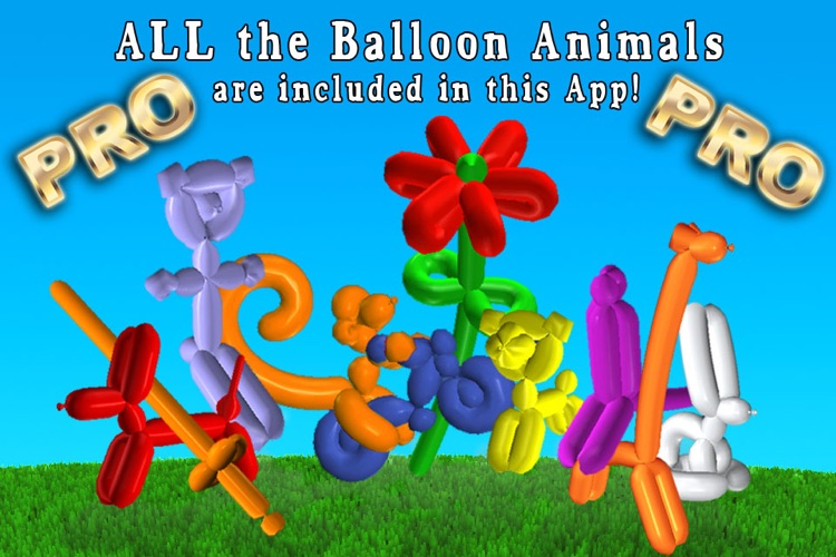 Balloon Animals+