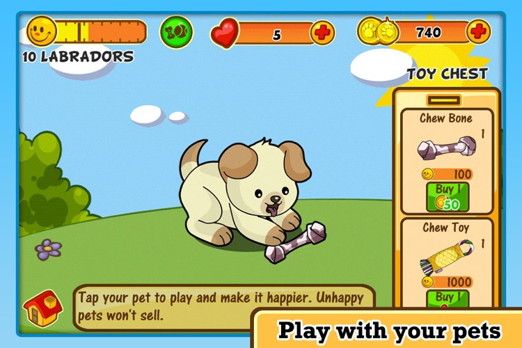 DinerTown Pets screenshot-3