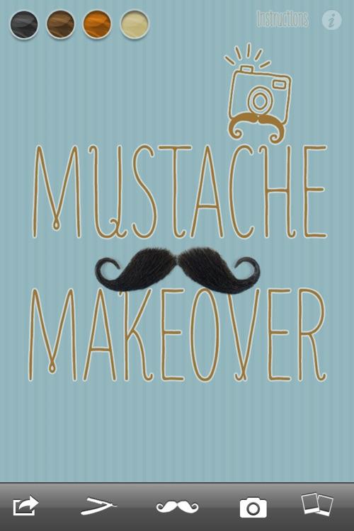 Mustache Makeover Lite screenshot-4