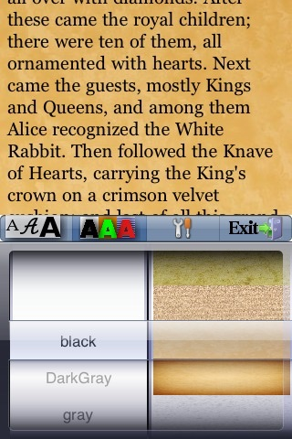 Alice's Adventures in Wonderland (illustrated) screenshot-3