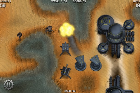 TriDefense screenshot-3