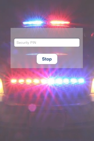Anti-Theft Alarm for iPhone, iPad and iPod