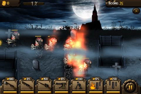 Stenches: A Zombie Tale of Trenches screenshot-1