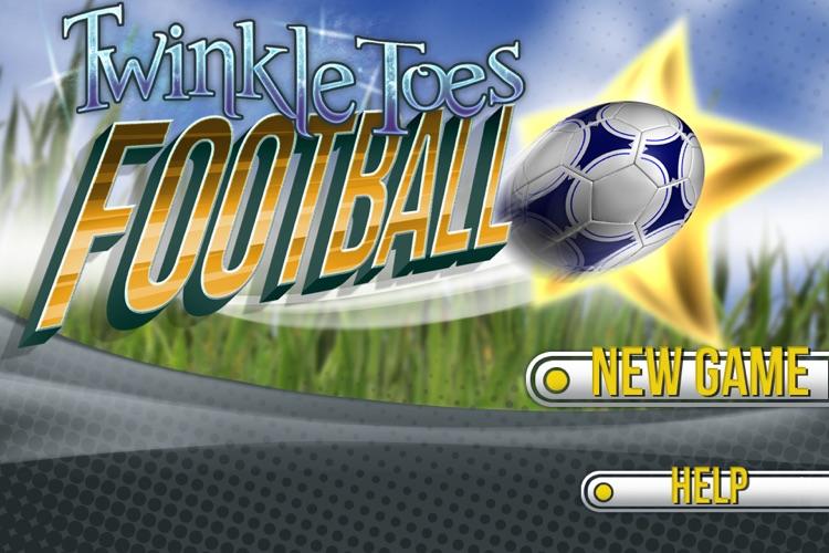 Twinkle Toes Football