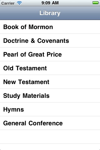 LDS Scriptures + screenshot-0