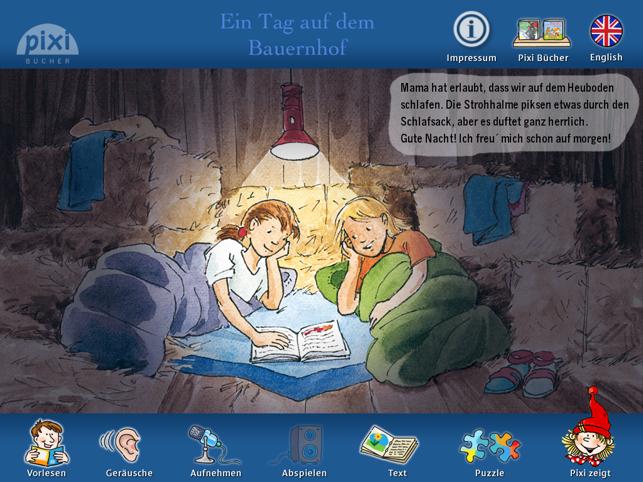 Pixi Buch Ein Tag Auf Dem Bauernhof Dans Lapp Store