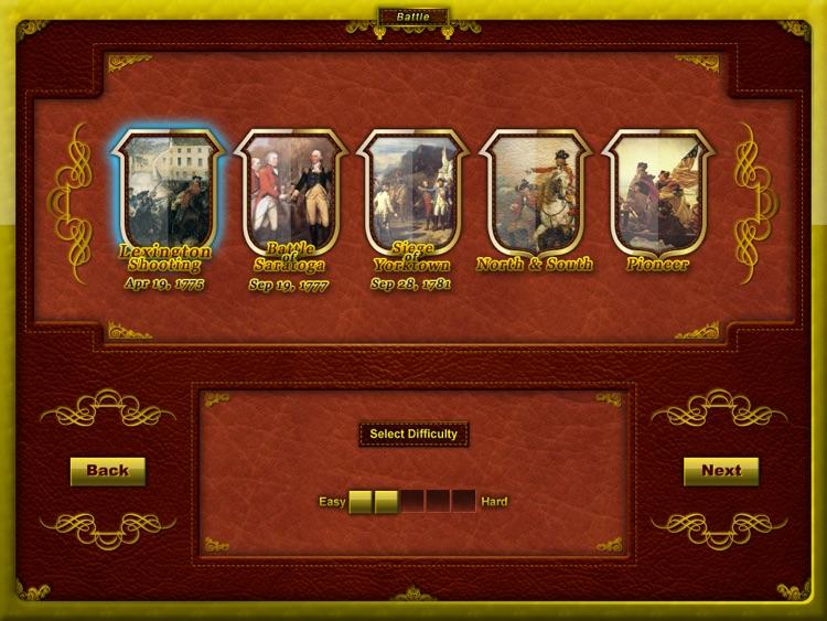 Musket & Artillery: American Revolutionary War for iPad screenshot-3