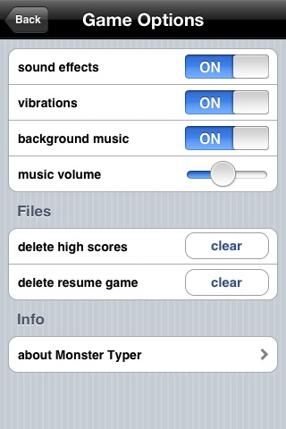 Monster Typer Free screenshot-4