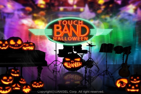 Touch Band : Halloween screenshot-0