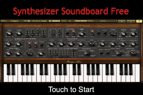 Synthesizer Soundboard Free on the App Store