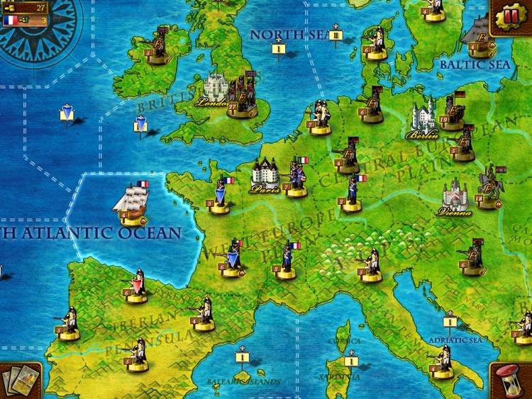 European War for iPad screenshot-3