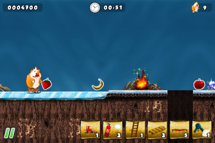 Crazy Hamster Free screenshot-0