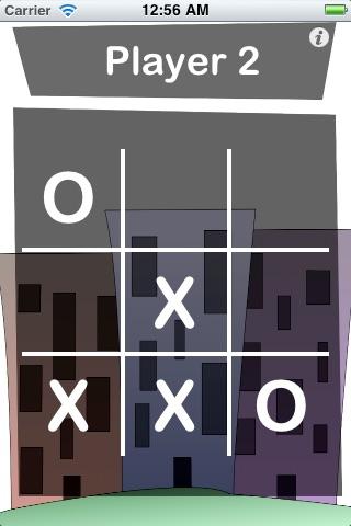 X Vs O: A Game of TicTacToe