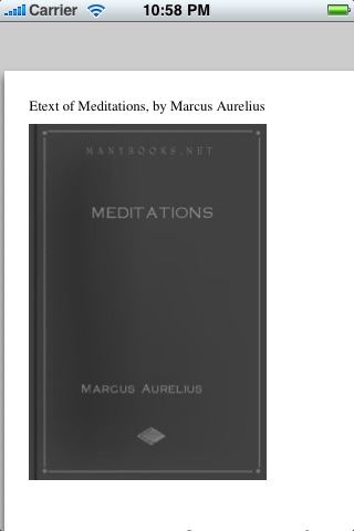 Meditations by Marcus Aurelius - iRead Series