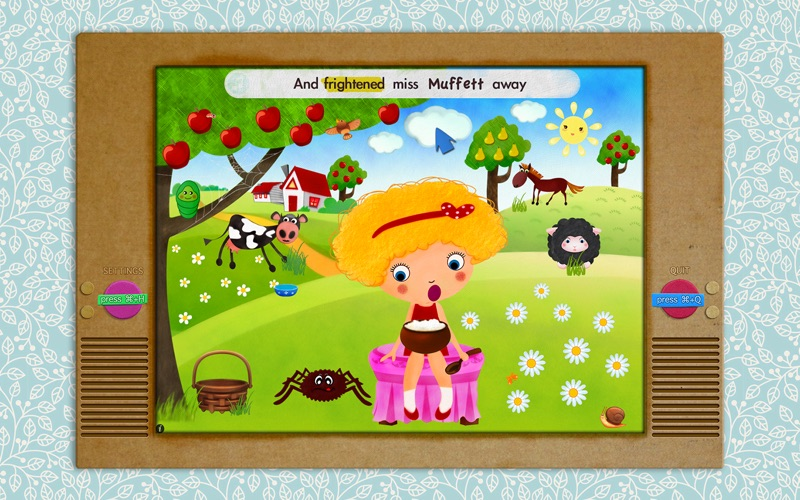 LittleMissMuffet Screenshot