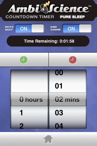 Pure Sleep | AmbiScience™ • Binaural & Isochronic Ambient Sleep Utility screenshot-4