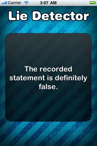 Lie Detector (FREE)