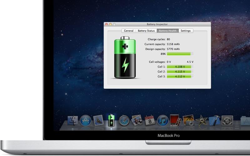 Battery Inspector Screenshot