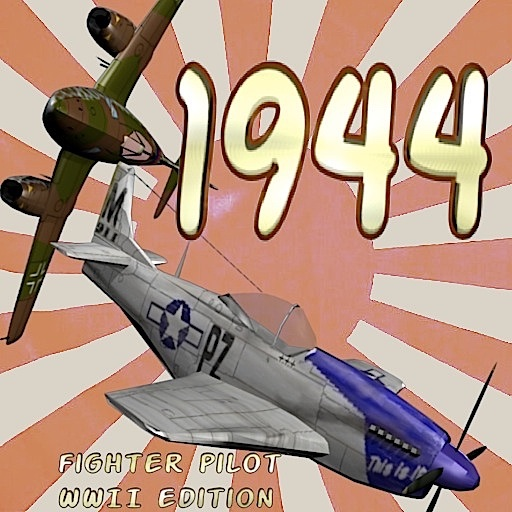 1944 : WWII Edition - FIGHTER PILOT
