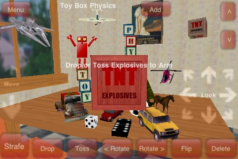 Toy Box Physics screenshot-4