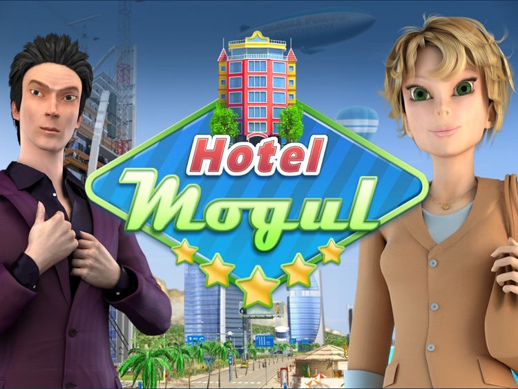 Hotel Mogul HD screenshot-0