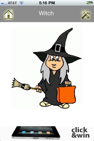 点击获取Kids Halloween Flashcards*