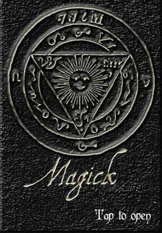 Magick - The Witchcraft spellbook
