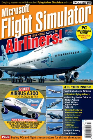 Microsoft Flight Simulator Special Magazine - V... screenshot-0
