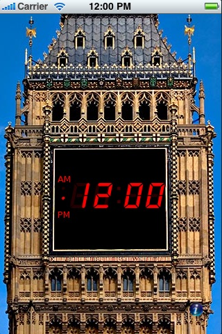 Digi-Big Ben - the World's First Digital Version of Big Ben!!