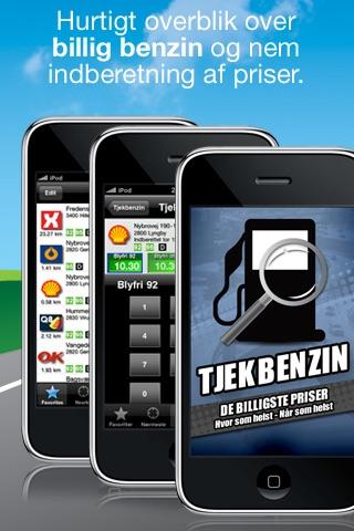 Tjekbenzin screenshot-3