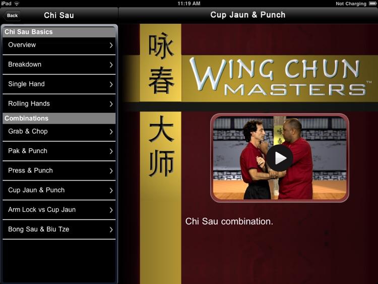 Wing Chun Masters - iPad Version screenshot-4