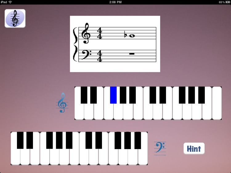 Treble Clef Kids Deluxe screenshot-3