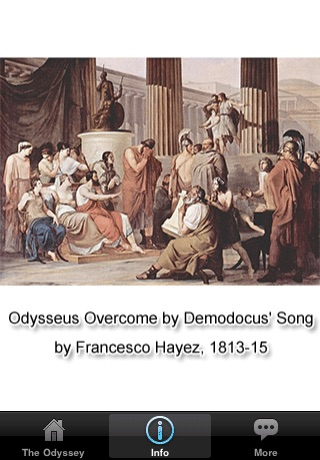 The Odyssey - Audio Book