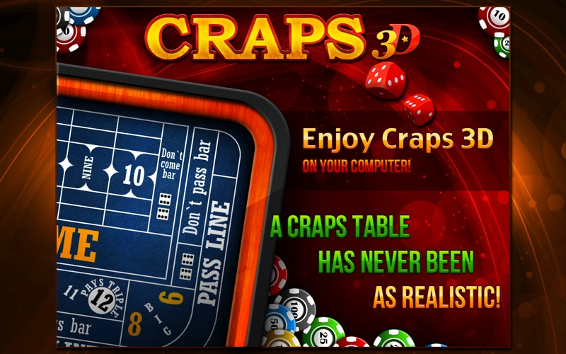 Craps Screenshot