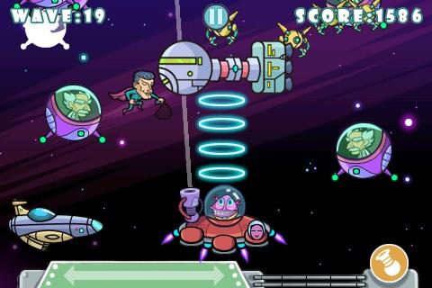 Alien Escape screenshot-3