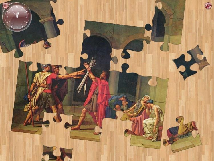 uJigsawArt Lite - Jigsaw Puzzle Games screenshot-3