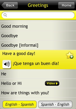 Basic Spanish For Dummies screenshot-4