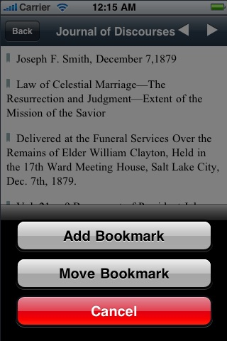 LDS Journal of Discourses - Complete 26 Volume Set screenshot-3