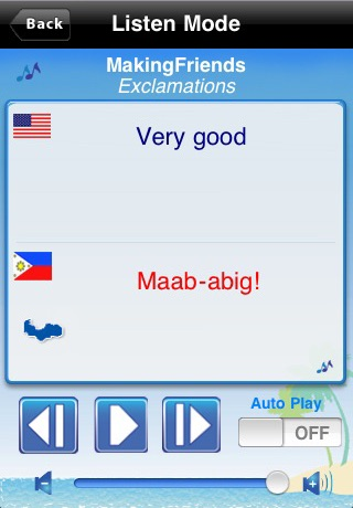 Learn Pangasinan screenshot-2