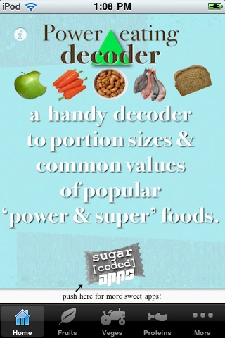 Power Foods Decoder