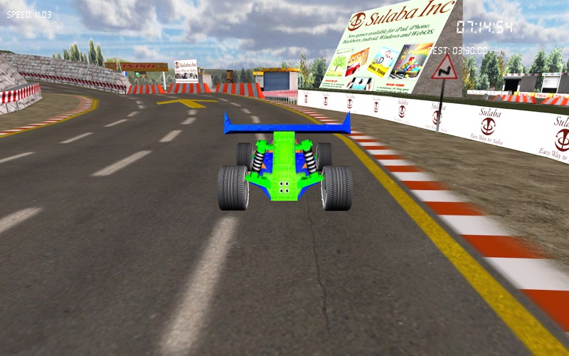 circuit racer 3d top racing game best time to race app price dropsscreenshot 4 for circuit racer 3d top racing game best time to race