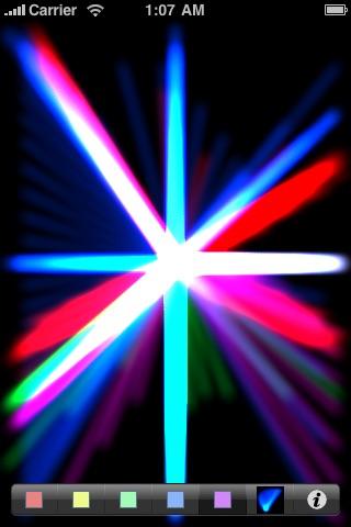 Glow Neon Doodle Lite