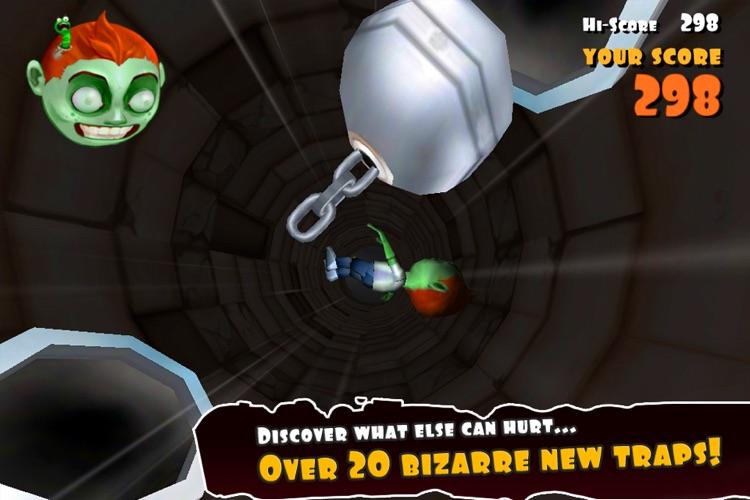Falling Fred Z screenshot-3