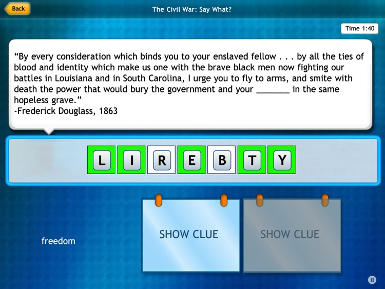 American History Games screenshot-1