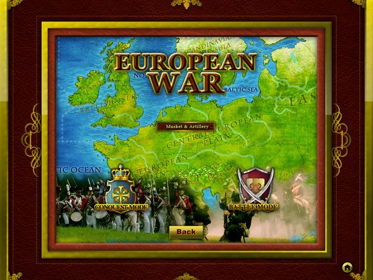 European War for iPad
