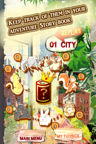 Story Catcher v1.0 screenshot three