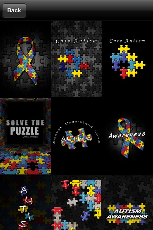 Autism Wallpaper!
