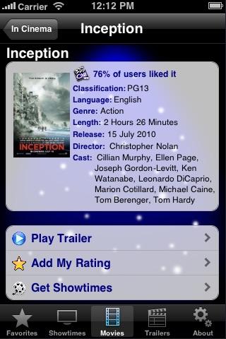 CineApps Malaysia screenshot-3